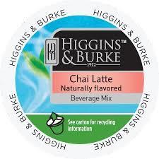Higgins & Burke Chi Lattee